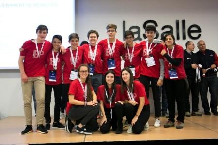 L'Escola BetàniaPatmos rep tres reconeixements a treballs realitzats en l'àmbit artístic, tecnològic i científic