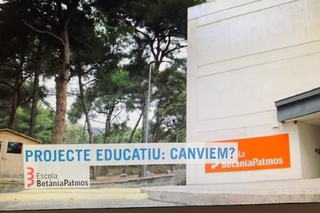 El projecte educatiu Canviem? de l'Escola BetàniaPatmos seleccionat a l'Informe d'Indicadors de Sostenibilitat 2019