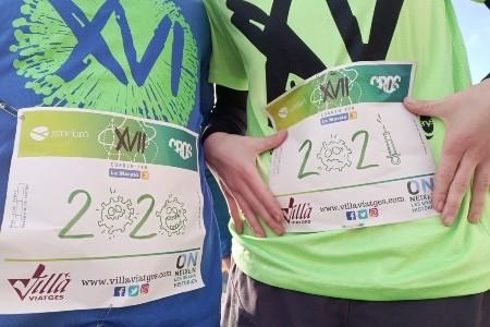 El Cros Virtual del Ginebró recapta 4.516€ per la Marató de TV3 i suma 6.087 km