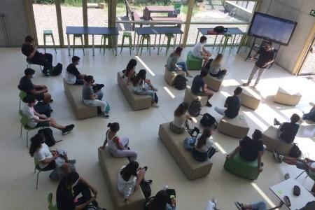 L'Escola Ginebró al TOT ÉS MOU de TV3