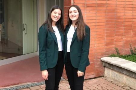 Dues alumnes de Batxillerat de l'Escola Sant Gervasi obtenen el 5è Premi del Parc de Recerca Biomèdica