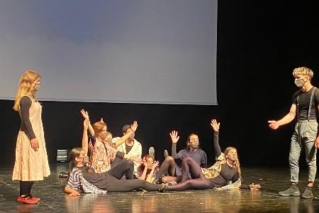 L'escola Ginebró guanya el premi de Teatre Jove Buero Vallejo