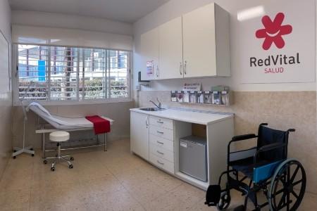 La infermeria de l'Escola Sant Gervasi, primera de Catalunya en rebre l'acreditació del Dpt. de Salut