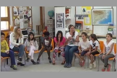 L'Escola L'Espill vinculada al projecte europeu EBE-EUSMOSI