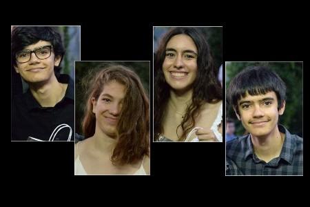 Distinció de les PAU 2019 per a quatre alumnes de l'Escola Mestral