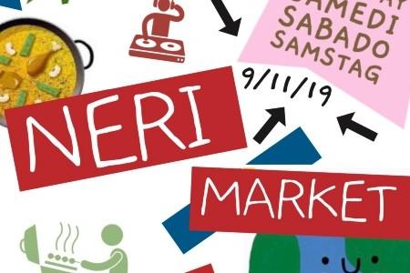 Neix el 'Neri Market', el mercat d'intercanvi i segona mà de la Plaça Sant Felip Neri