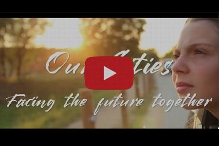 L'Escola Sant Gervasi presenta el vídeo del projecte Our Cities (Erasmus +)