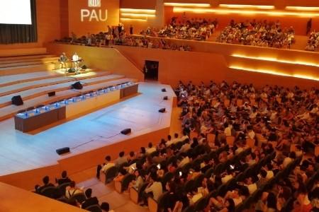 Premi Extraordinari de Batxillerat i Distincions de les Pau 2019 a l'Escola Sant Gregori